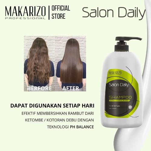 Makarizo Professional Salon Daily Professional Shampoo Pump Bottle 950 mL-1