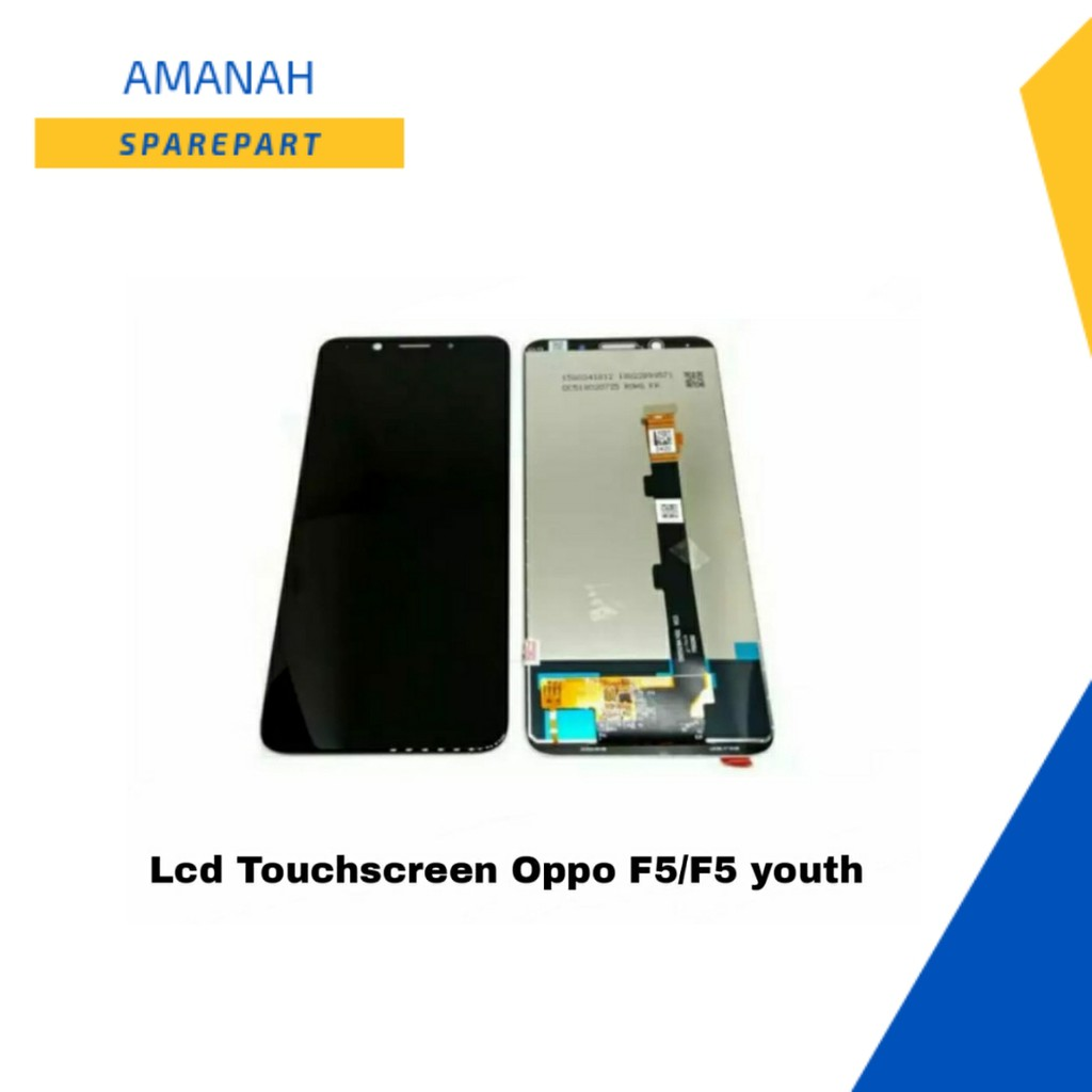 LCD Touchscreen Oppo F5/ F5 Youth/ A73