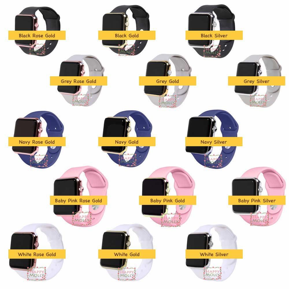 Jual Produk Jam Tangan Online Shopee Indonesia Chronoforce 5258mr Hitam Rosegold Ring Plat