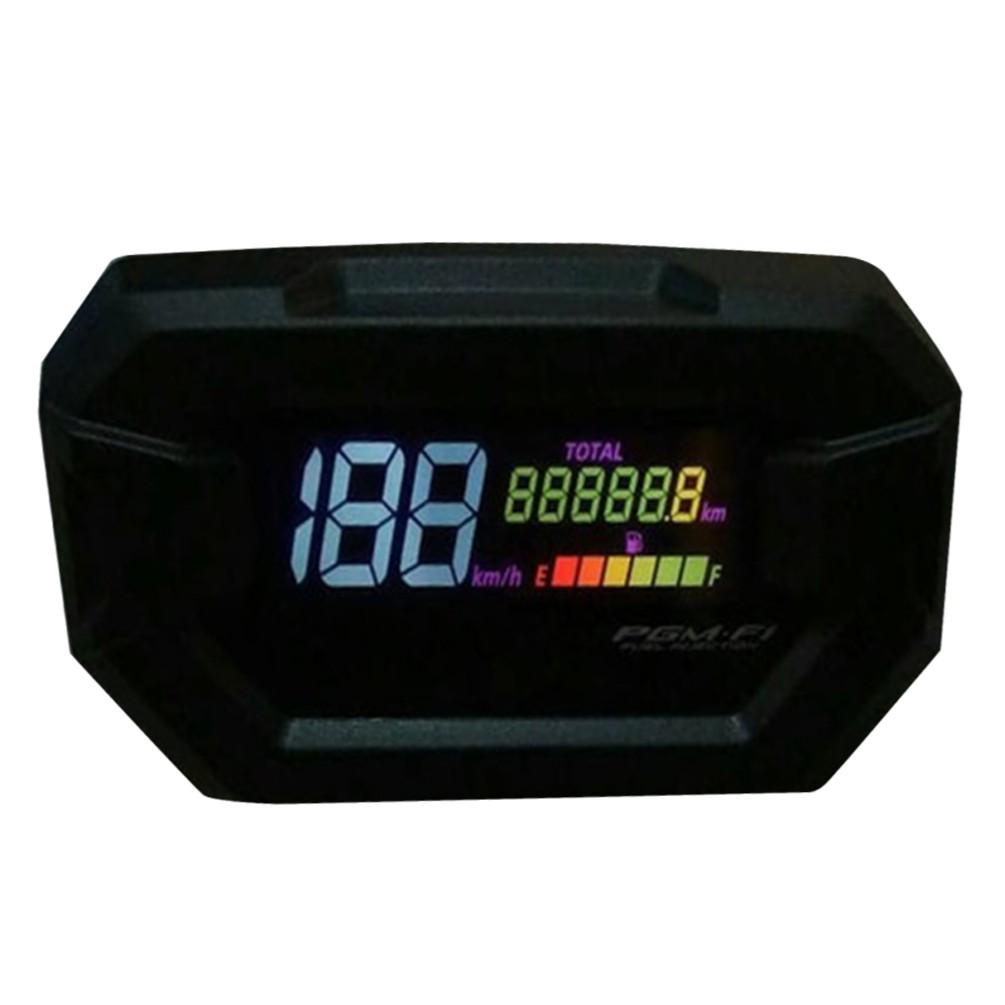 Stiker Speedometer Honda Beat Street Modifikasi Pelangi
