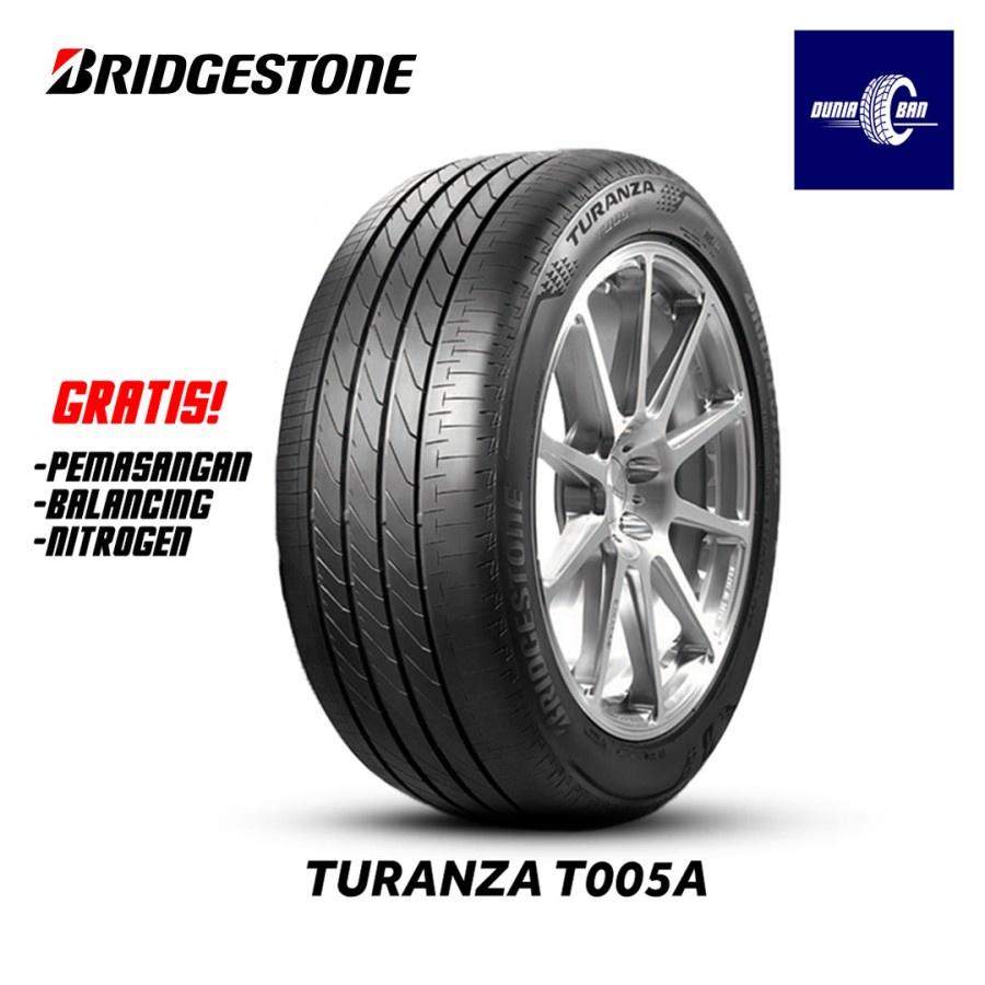 Ban Mobil Bridgestone TURANZA T005A 215/60 R16