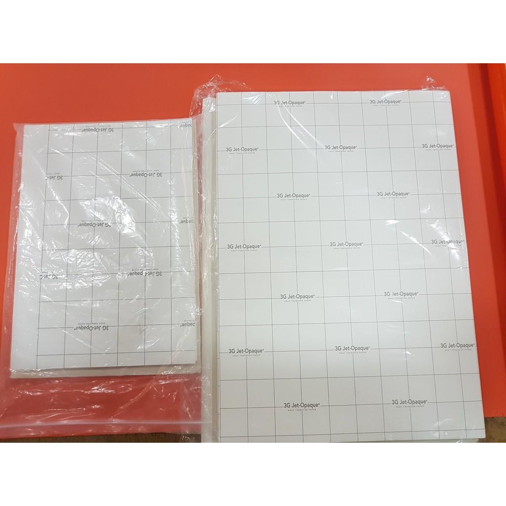 Blueprint Bp Tka4160 Transfer Paper Dark A4 A43 Shopee Indonesia 5 Lembar Kertas Sablon
