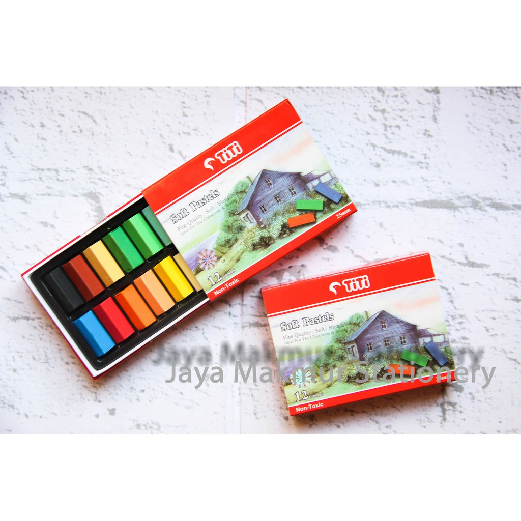 Cat Poster 40poster Color41 Titi Set 12 Warna 10ml Shopee Crayon Putar Ti Cp 12t Indonesia