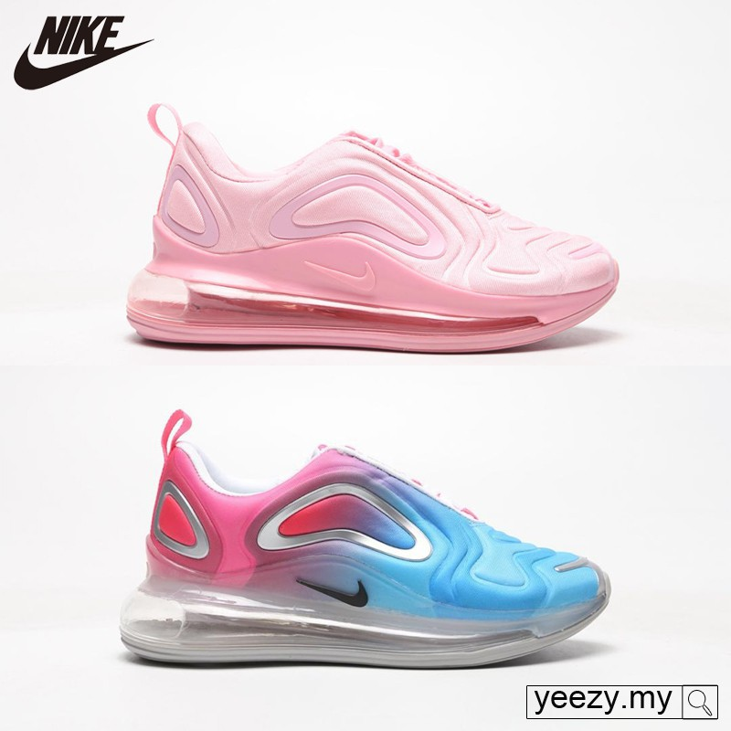 encuentro sabiduría religión  5 colors Nike Air Max 720 pink couple models men and women running shoes  MKL   Shopee Indonesia