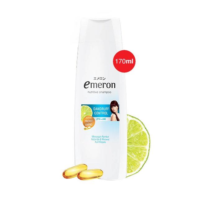 EMERON Shampoo Anti Dandruff Botol 170ML-2