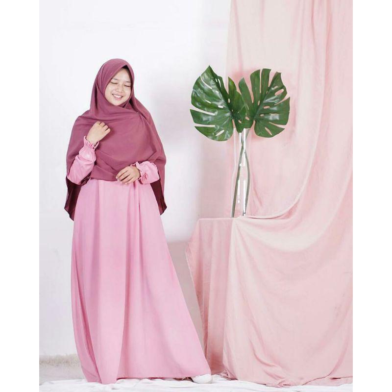 Gamis Q By Hijab Alila Shopee Indonesia