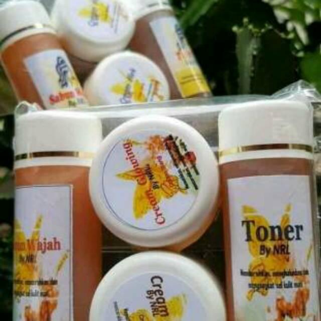 Cream Nrl Glowing Kemasan Baru 1000 Asli Shopee Indonesia
