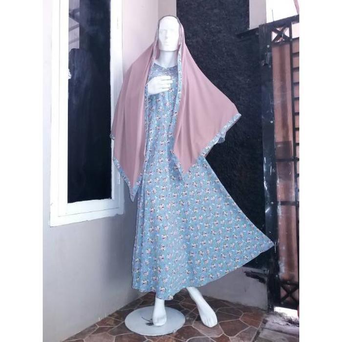 [ Fashion Muslim ] NEW Gamis Syari Nha Miranda Original.