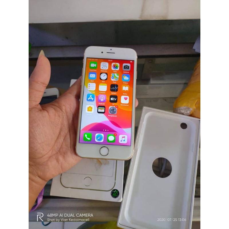 Iphone 6S 16Gb bekas second