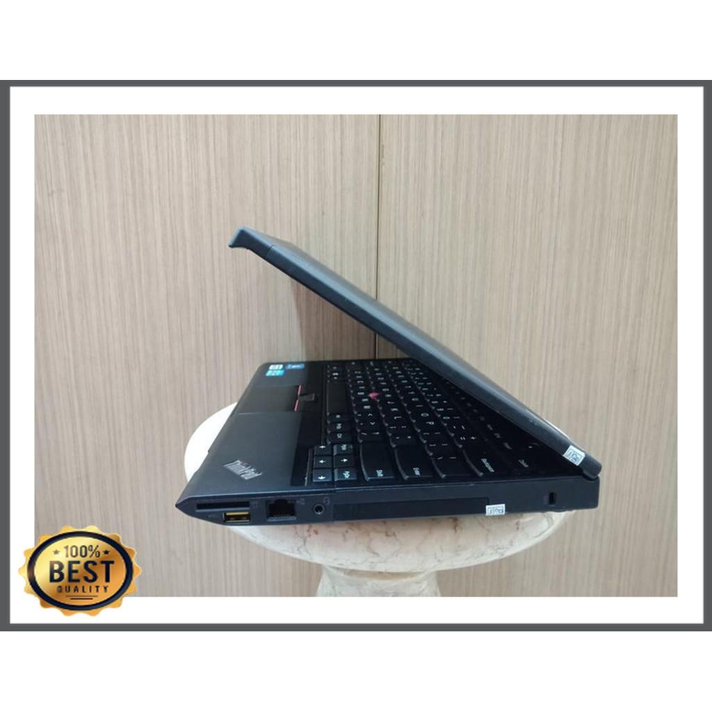 Laptop Bekas LENOVO THINKPAD X230 INTEL CORE i5 GEN 3 - RAM 4Gb - HDD 320Gb - Ram 4GB-HDD 320 Secon