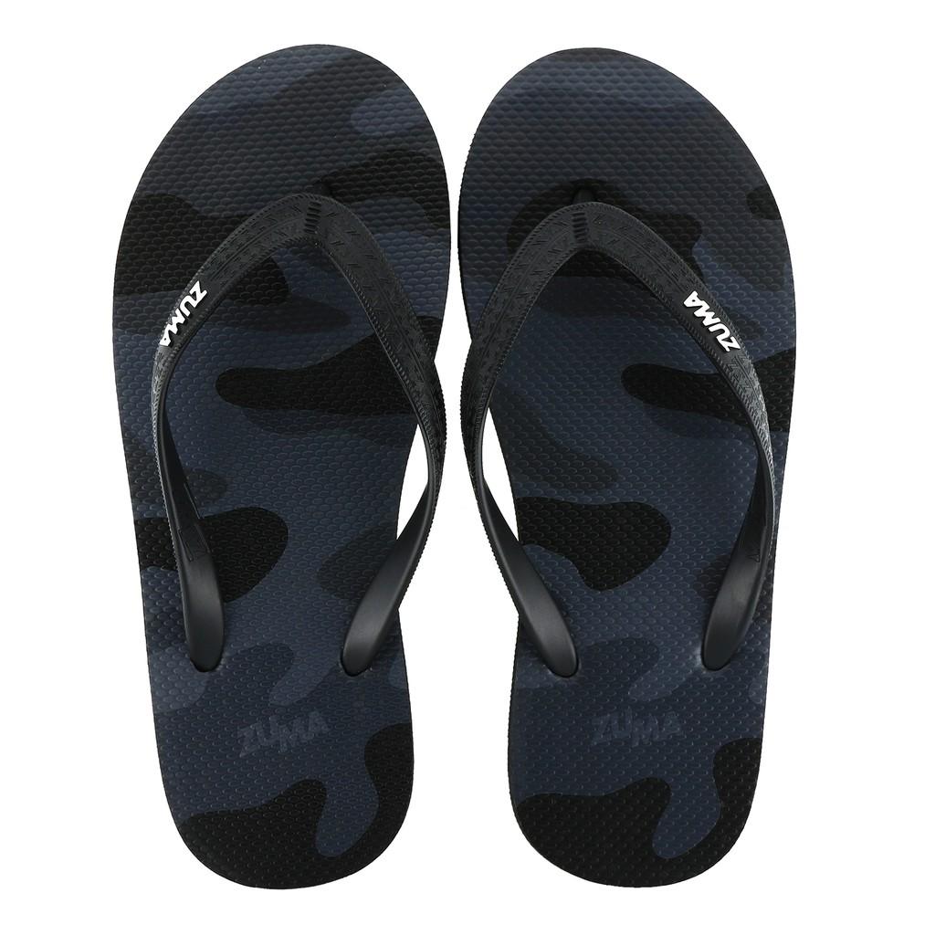 Zuma Camo Men Sandals Black Shopee Indonesia Dr Kevin 97211 Hitam 42