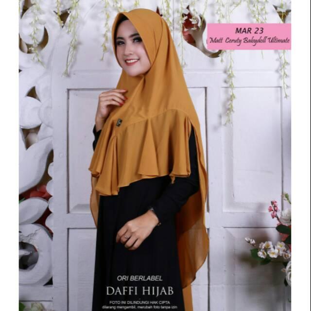 Mar 23 Daffi Hijab Agen Resmi Shopee Indonesia