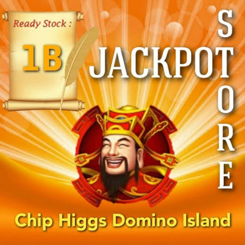 Chip hings domino kuning Promo!!!