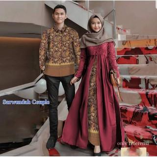 Baju Gaun Pesta Couple