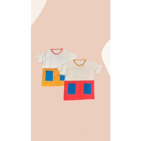 Kaos Anak multi colour Midi shirt