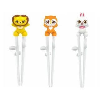 Disney Mickey Minnie Edison Kids Training Chopstick For Inteligence Korea