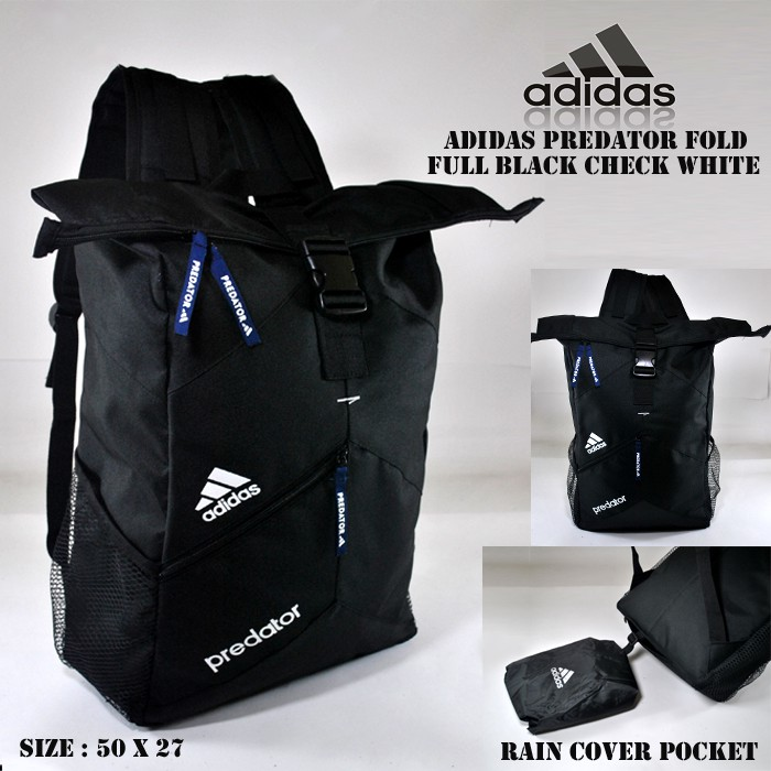 c6097facd23c Tas Backpack Adidas X Issey Miyake 3D Roll Up Silver Premium Terbaik ...