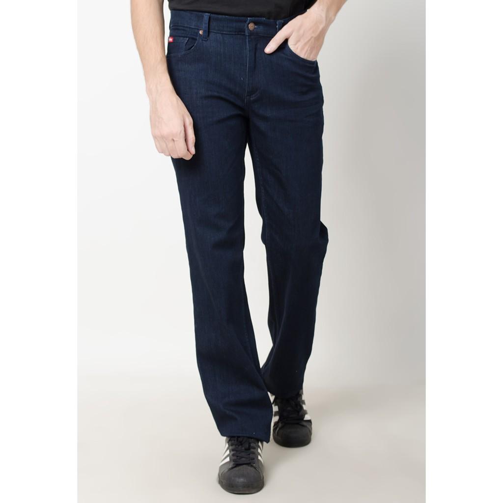 Lee Cooper Mens Lc 114 Slim Fit Jeans Rinse Shopee Indonesia Lois Original Celana Panjang Pria Sls430 Navy 31