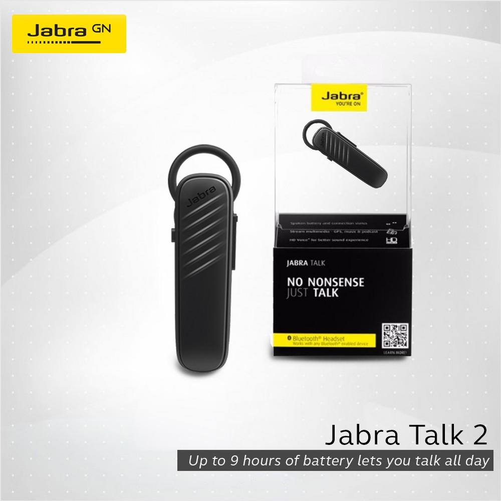 b78b7a1564f Jabra Talk 25 Wireless Bluetooth Headset | Shopee Indonesia