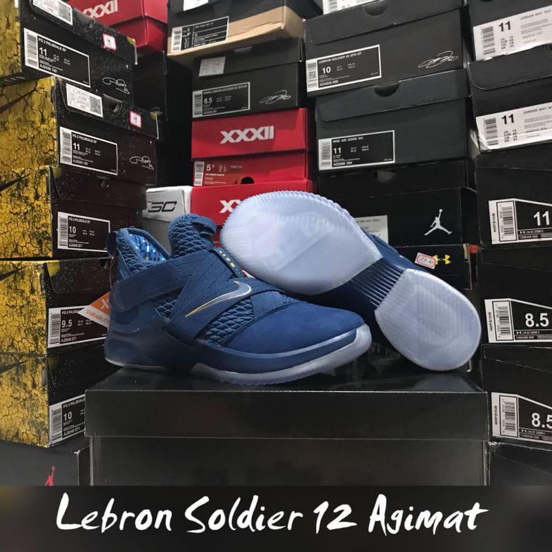 646b679807e Lebron XII Soldier SFG
