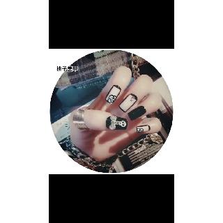 24 Pcs Kuku Palsu Import Free Lem B34 thumbnail