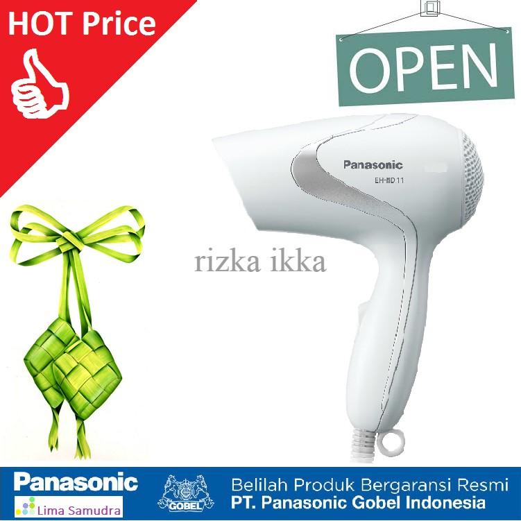 Promo Panasonic Hair dryer EH ND11 Biru Putih  fcdb04ef55