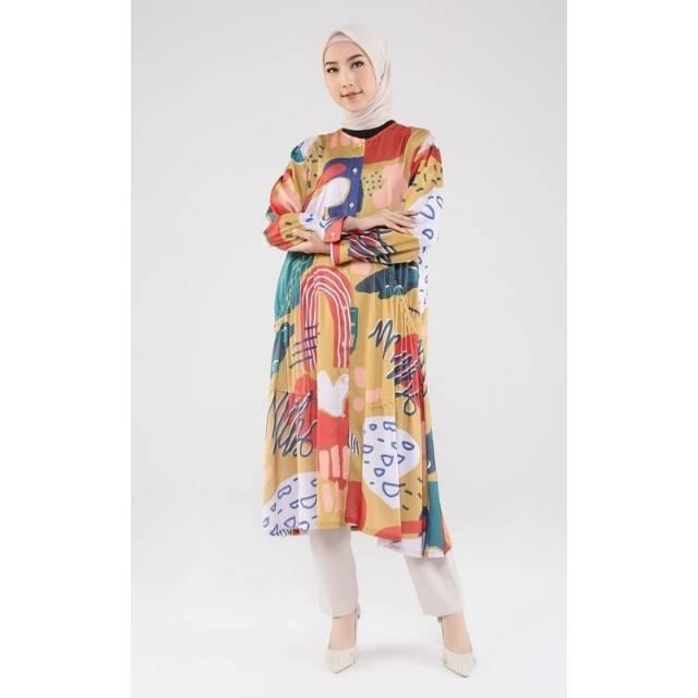 New Abelyn Dress koleksi Nadjani