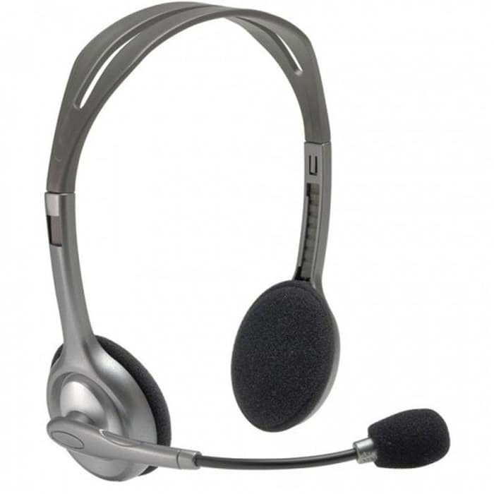 dasl2083 Headset Logitech H111 Headset