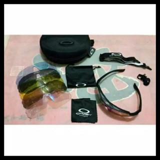 Murahh!!) Kacamata 6 Lensa Oakley Quantum ..  a61464e82a
