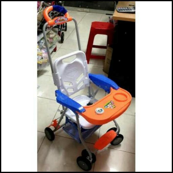 Family Baby Chair Stroller CS 8288 Meja Makan Musik Keranjang Dorongan SNI Promo Murah | Shopee