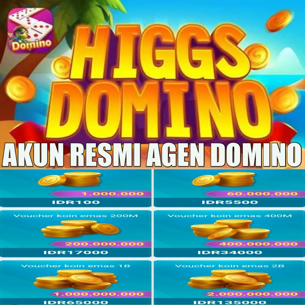 AKUN RESMI DOMINO HIGGS ISLAND
