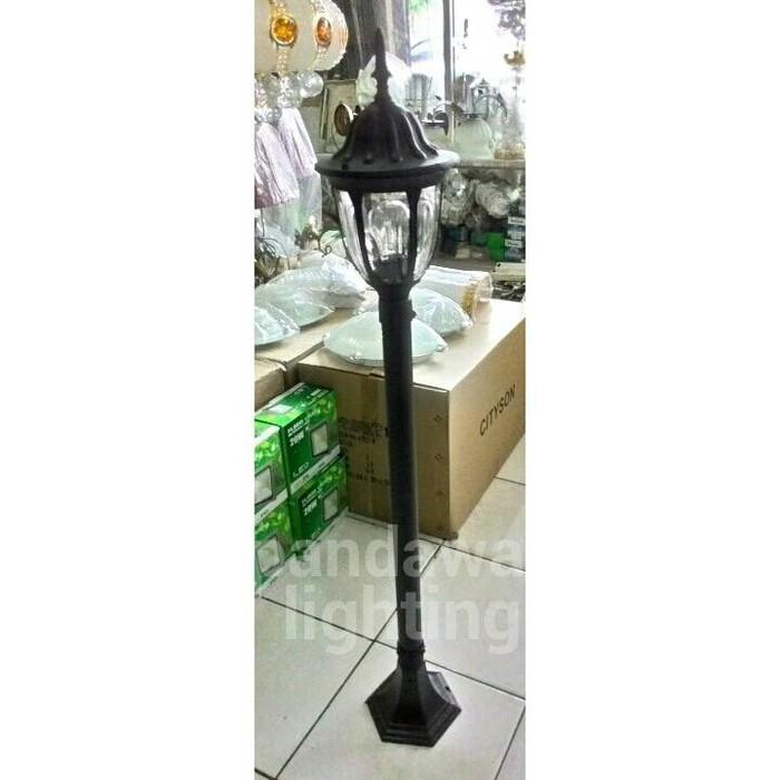 Lampu Taman Tiang Modern Minimalis Bt 02 Shopee Indonesia