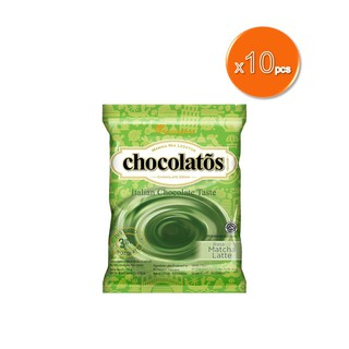 Chocolatos Matcha Drink 24 gr x10