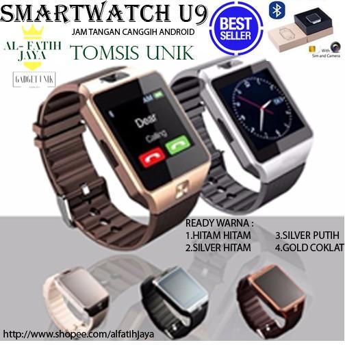 Terlaris Jam Tangan Hp Smartwatch Kado Anak Unik Nelpon Sms Whatsapp