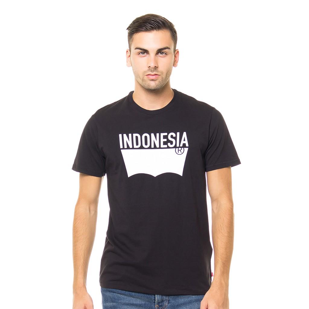 Levis Bridget Tee White 39418 0000 Shopee Indonesia Slim Crew Neck Core Batwing Gr 32223 0144 Size L