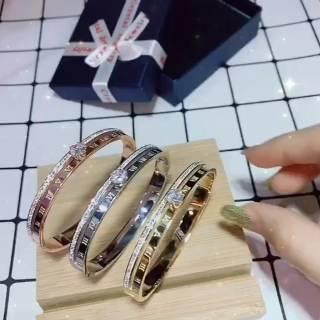 Set perhiasan titanium gelang wanita dan cincin | Shopee ...