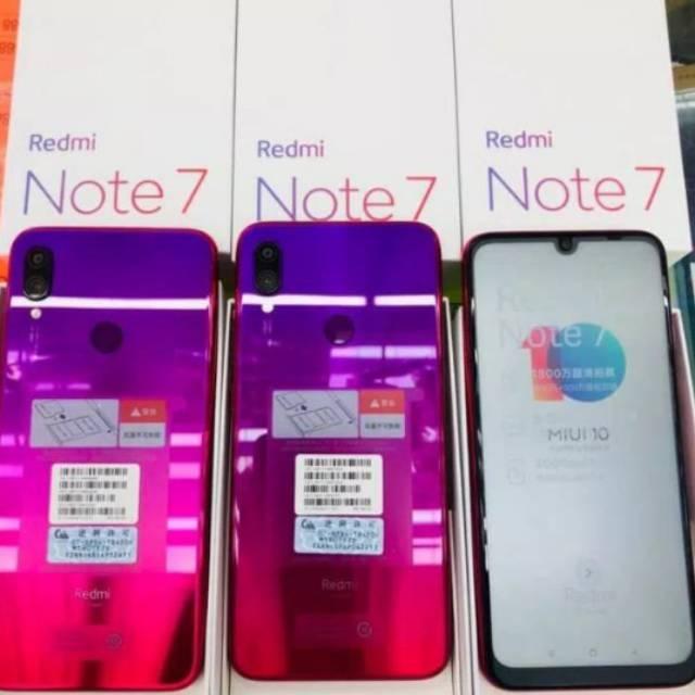 Xiaomi Redmi Note 7 6 64 Gb Shopee Indonesia