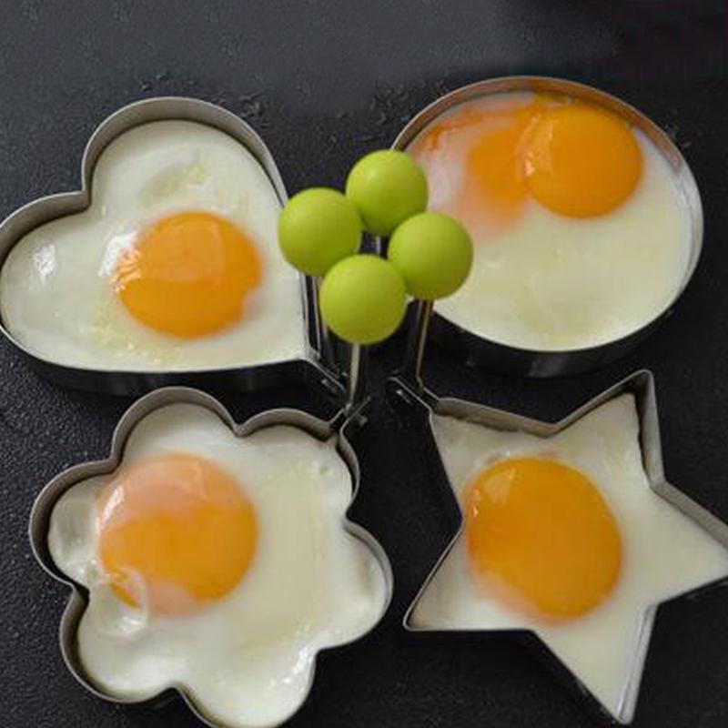 ... Cetakan Telur Omelet Motif Kartun Bahan Stainless Steel Shopee Indonesia
