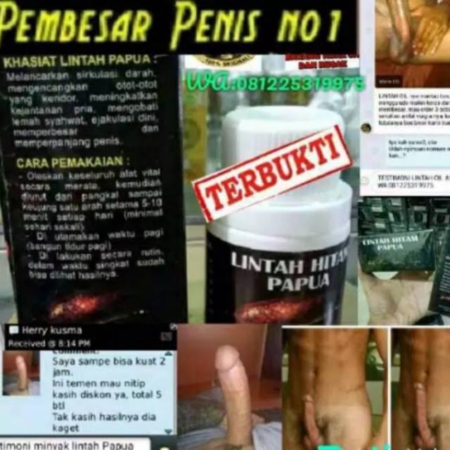 Terbukti Manjur Gel Asli 100 Obat Oles Pria Permanen Pembesar Kelamin Pria Shopee Indonesia