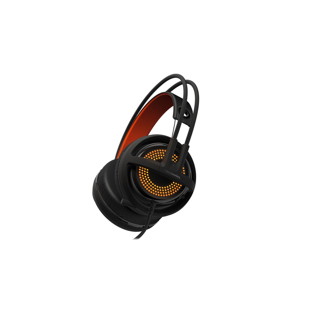 Steelseries Siberia 350 Black Rgb 71 Surround Technology Gaming Arctis 5 With Dts Headphonex Headset Shopee Indonesia