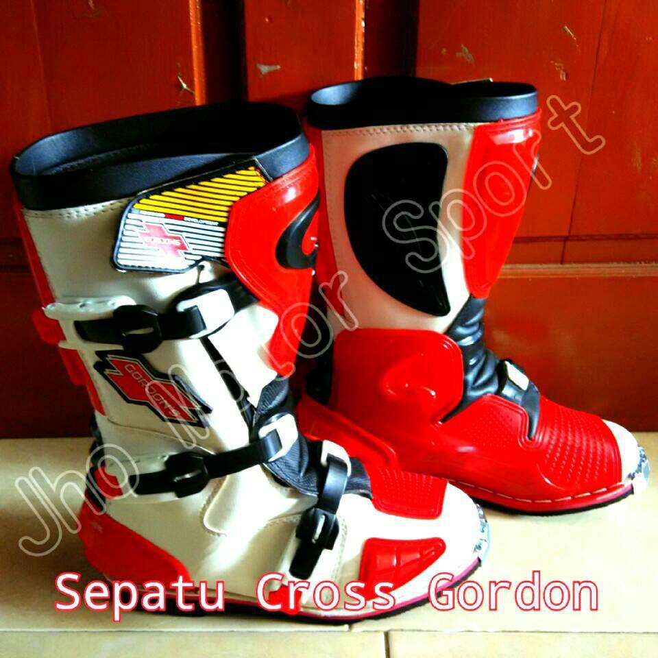Promo Sepatu Balap RoadRace Gordon   40 Not Speed Sidi Alpinestar Scoyco  Komine  41  Gratis Ongkir  5e8af8afc9