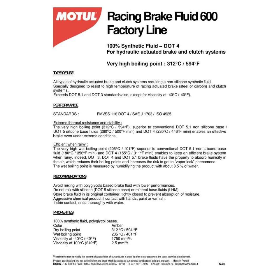 Minyak Rem Motor Sintetis Tdr Vrooam Racing Brake Fluid Hbp Factory Seiken Dot 3 Netral Merah 1 Liter 310c Dan 600f 500ml Khusus Pula Shopee Indonesia