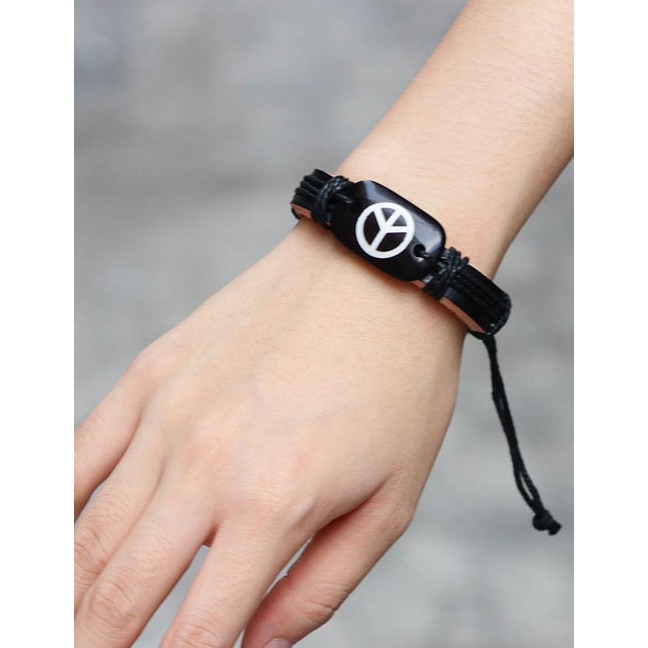 LRC Gelang Fashion Hollow Out Round Shape Decorated Multi-layer Bracelet | Shopee Indonesia