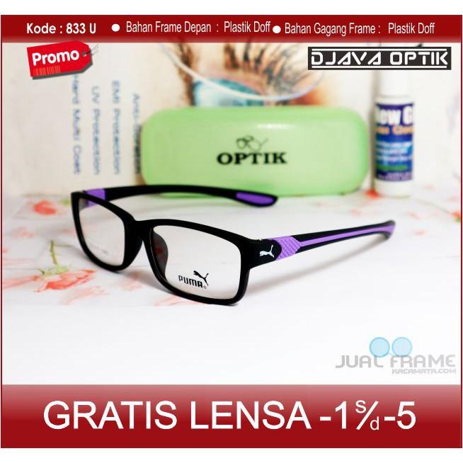 kacamata pria wanita TOM FORD (frame+lensa) 8018 anti radiasi ... df2e7be590