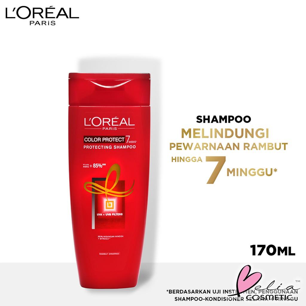 ❤ BELIA ❤ L'Oreal Paris Shampoo & Conditioner | Anti Rontok | Total Repair | Color Protect LOREAL-3