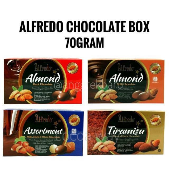 Cokelat Alfredo Doyle Pack 100 gr Chocolate Beli 2 Bonus 1 | Shopee Indonesia