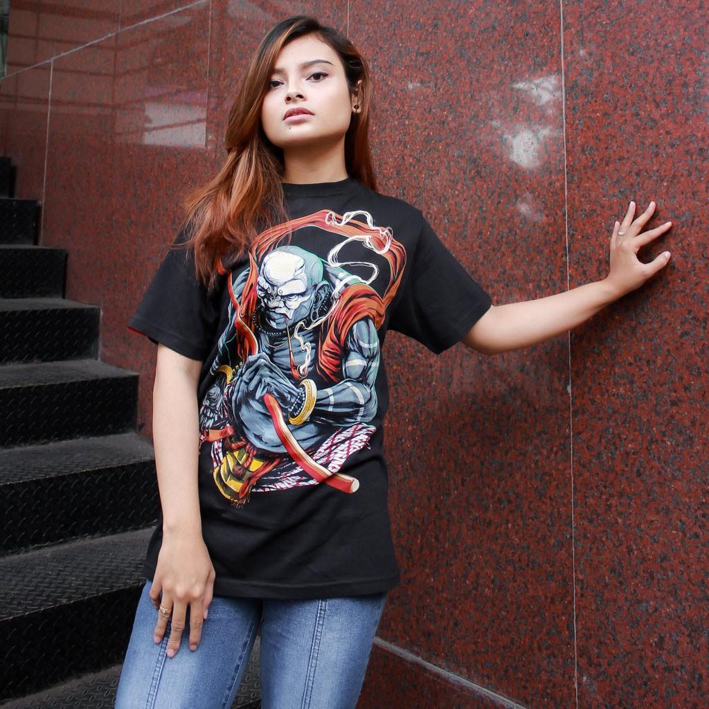 Culture Hero   Kaos Distro Keren Budaya Indonesia: Hatiku Untukmu   Shopee Indonesia