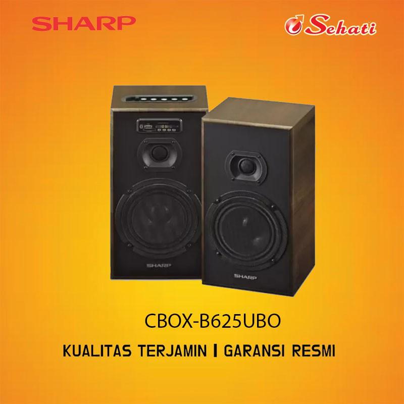 SHARP/SPEAKER/SPEAKER SHARP/SHARP CBOX-B625UBO
