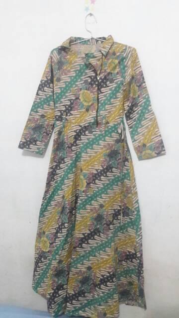 Dress Batik Preloved Shopee Indonesia