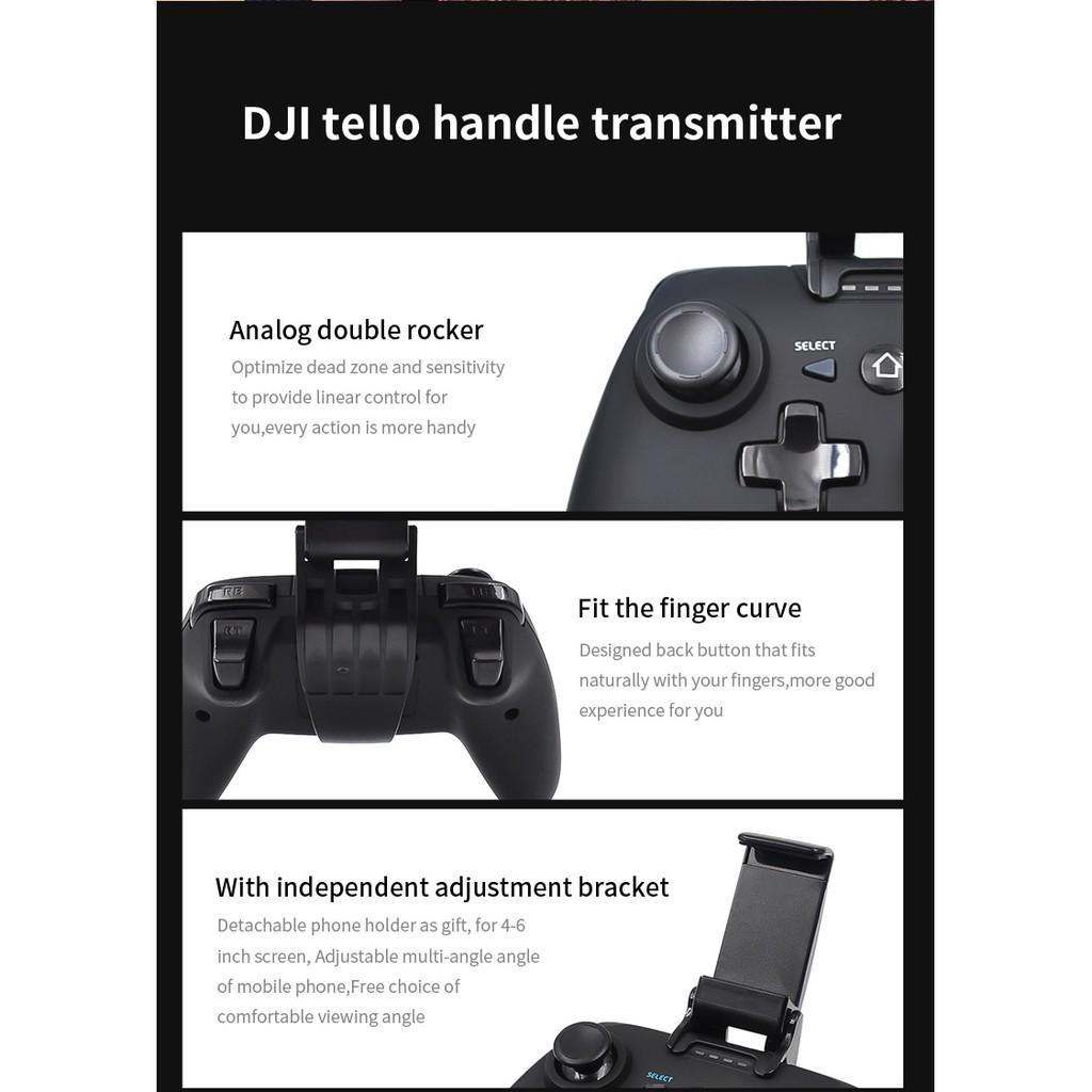 Tebatu Gamepad Wireless Game Console Joystick Controller for RoboMaster S1